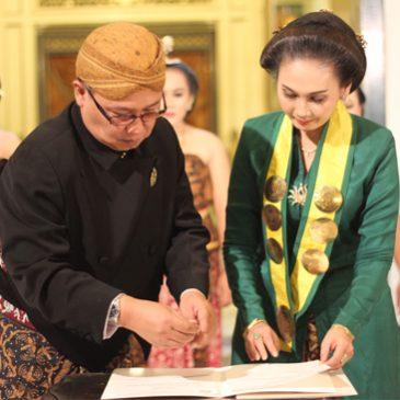 Daftar Anggota Dewan Penyantun Akademi Seni Mangkunagaran Surakarta